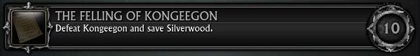 The Felling of Kongeegon
