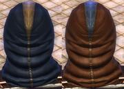 Leather Blue Light Dye
