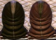 Leather Yellow Dark Dye