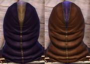 Leather Purple Light Dye