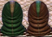Leather Green Light Dye