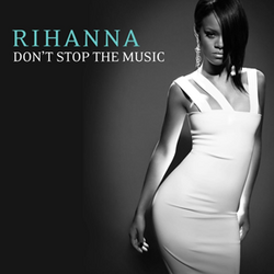 Don't Stop the Music cover