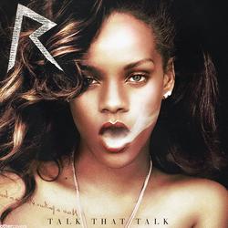 Talk that talk album cover