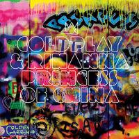 Coldplay Princess Of China