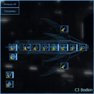 C3 Bodkin blueprint updated