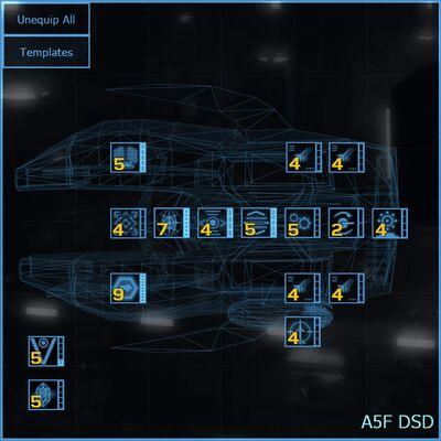 A5F DSD blueprint updated