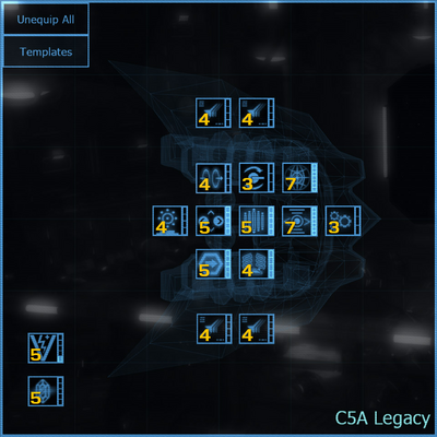 C5A Legacy blueprint updated