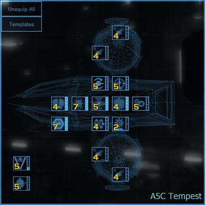 A5C Tempest blueprint updated