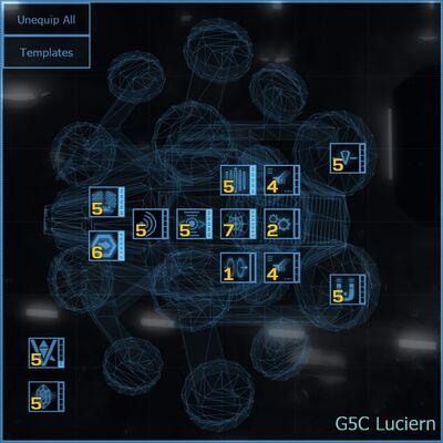 G5C Luciern blueprint updated