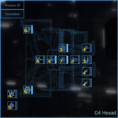 G4 Hexad blueprint updated