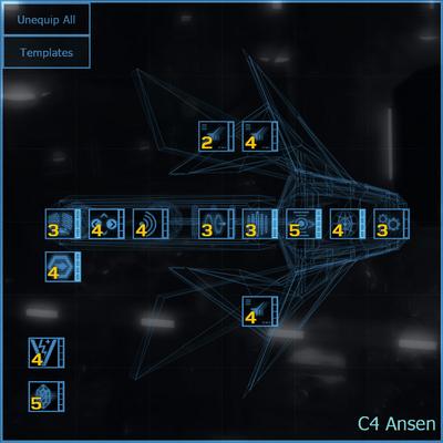 C4 Ansen blueprint updated