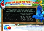 Rio activity sheet Portugese