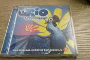 Rio AudioBook Front