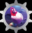 Silver Badge - Pedro