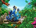 Rio 2 family grows