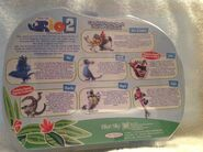 Rio 2 Party Pack Backside