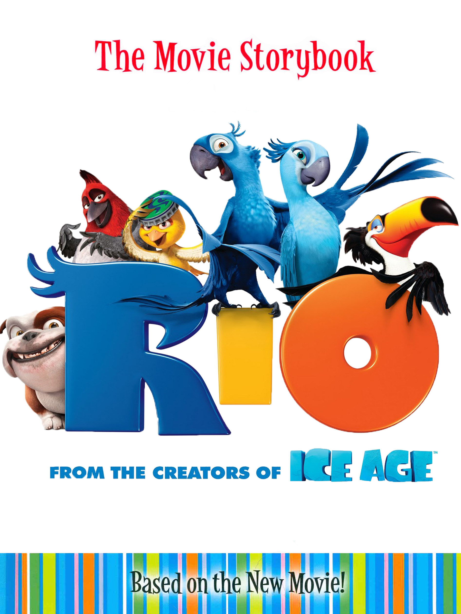 Rio The Movie Storybook Rio Wiki Fandom Powered By Wikia