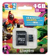 SDC4 4GB RIO2 pc