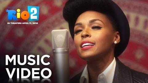 "Rio 2 Janelle Monáe ""What Is Love"" Music Video 20th Century Fox-0"