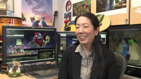 RIO 2 Behind the Scenes 3 Lighting Jeeyun Sung Chisholm