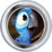 Silver Badge Baby Macaw