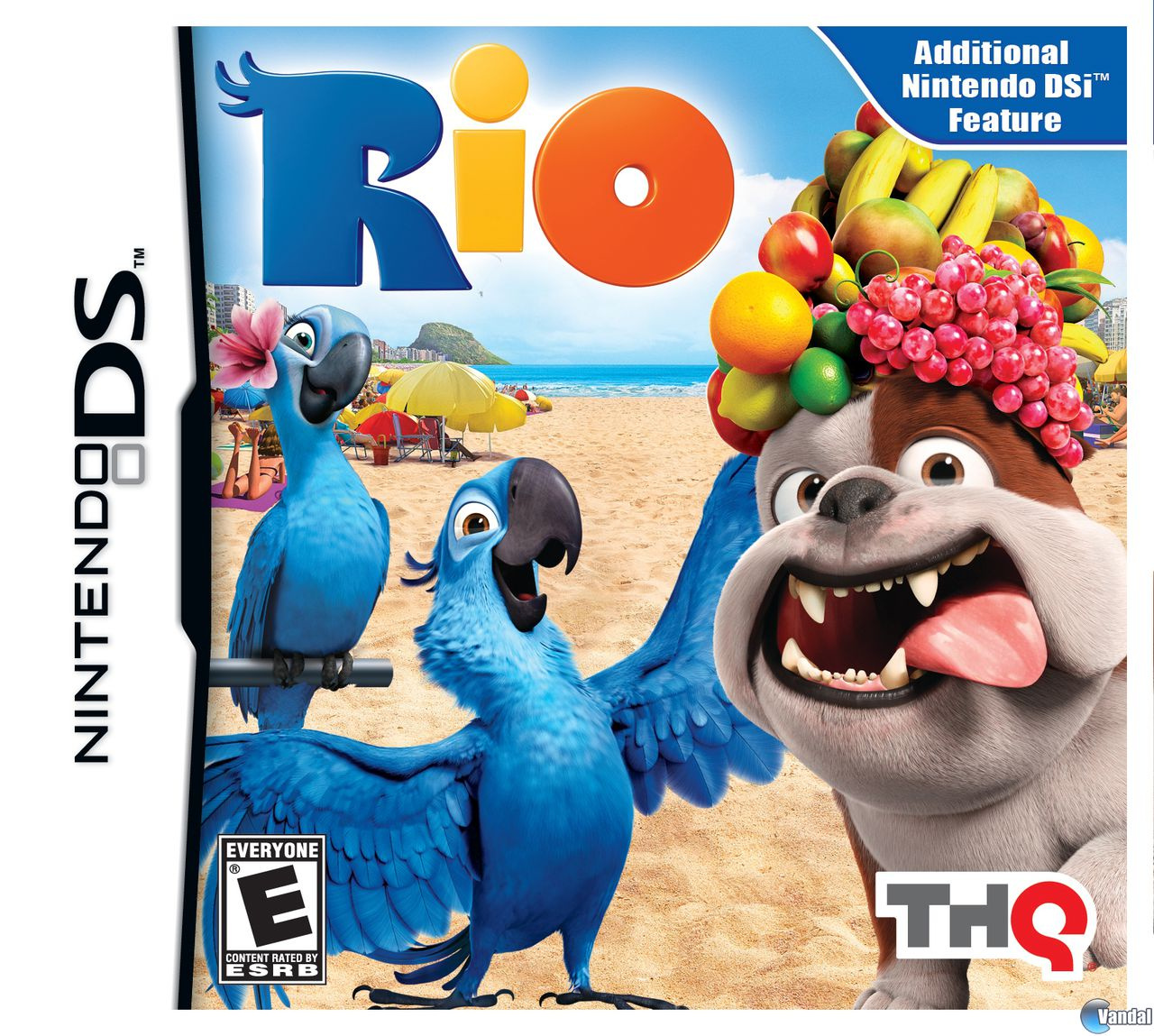 Rio The Video Game (DS Version)