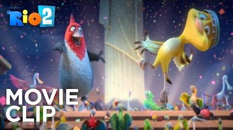 Rio 2 New Year's Eve Clip 20th Century FOX