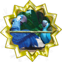 File:Gold Badge Birdniac.png