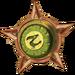 Bronze Badge Rio Aviary