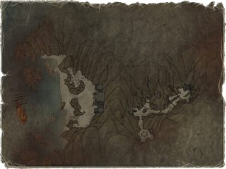 R2 Isle of the Dead Map