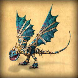 how to train your dragon stormfly pictures