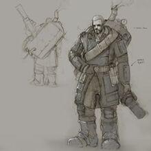 General Battaglion concept