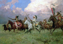 Lakota Warriors
