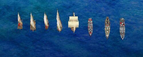 Light Ships