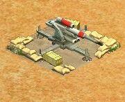 Radar air defense
