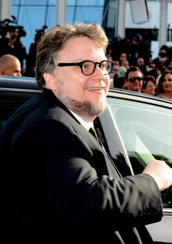Guillermo Del Toro Cannes 2015
