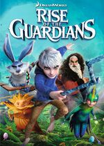 Rise of the Guardians DVD (UK Variant)