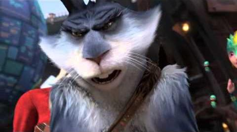 "RISE OF THE GUARDIANS - DVD Featurette - ""Bunnymund"""