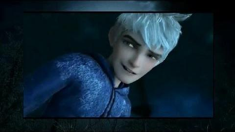 Rise Of The Guardians - The Ride In North's Sleigh Swedish (S + T)