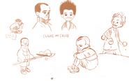 Christian Scheurer Claude Caleb Concept art