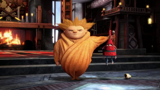Image - Sandy and elf.png | Rise of the Guardians Wiki ...