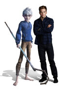 Jack Frost and Chris Pine