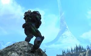 Nightflash on Halo