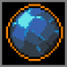 Glowing Meteorite Icon