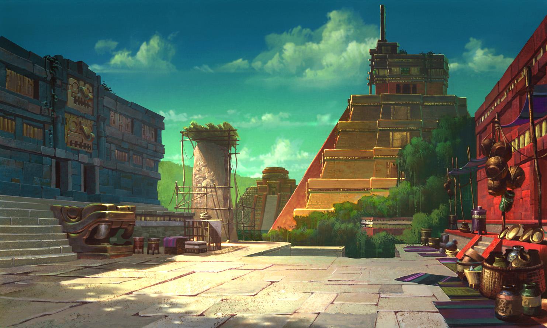 The Egypt Game Movie Image Nathan Fowkes 16 Jpg The Road To El Dorado Wiki