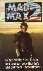 Mad max 2 novelisation