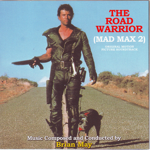 Mad max 2 soundtrack cover