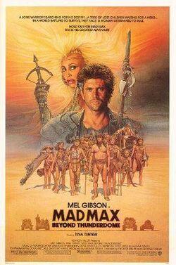 Mad max 3 dvd