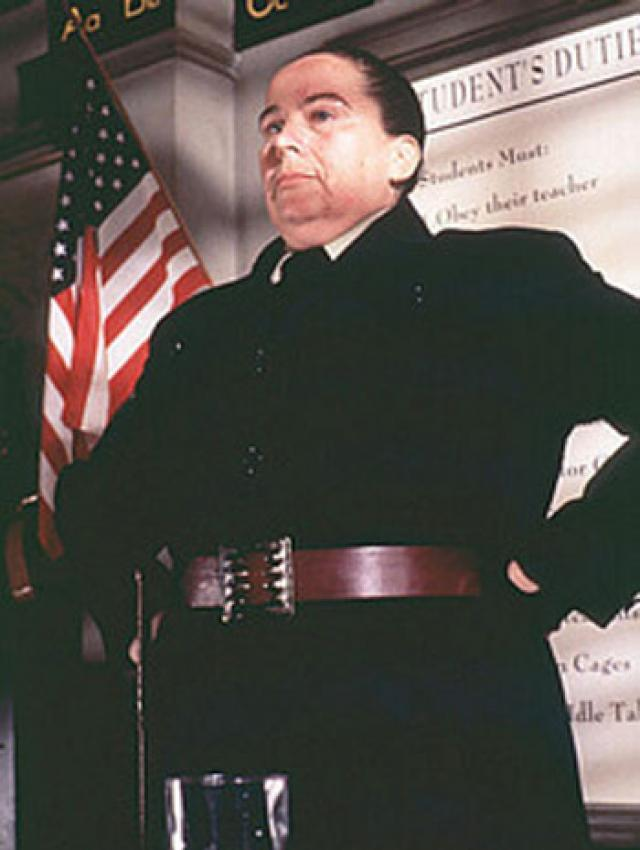 You won't BELIEVE what mean Miss Trunchbull from Matilda looks ...