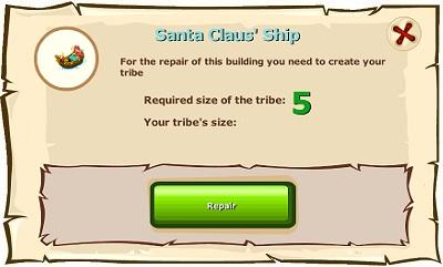 Santa Claus' Ship-Txt-I